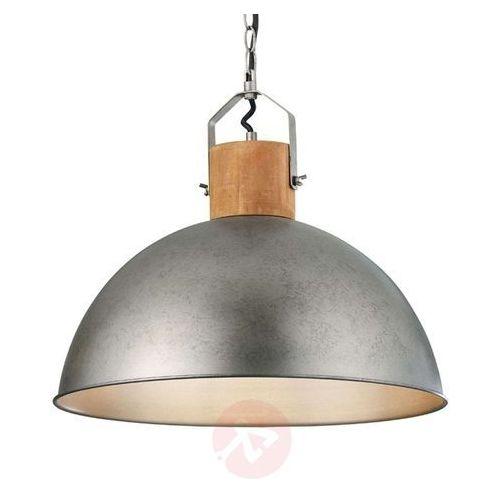 Trio Lampa wisząca leuchten delhi nikiel matowy, 1-punktowy - vintage - obszar wewnętrzny - delhi - czas dostawy: od 3-6 dni roboczych