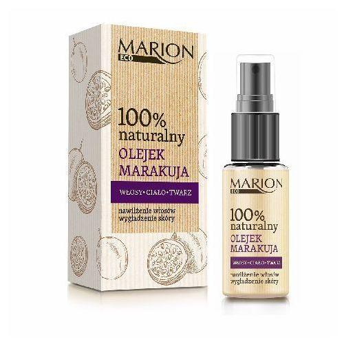 Marion Eco Olejek marakuja 100% naturalny 25ml - Marion OD 24,99zł DARMOWA DOSTAWA KIOSK RUCHU