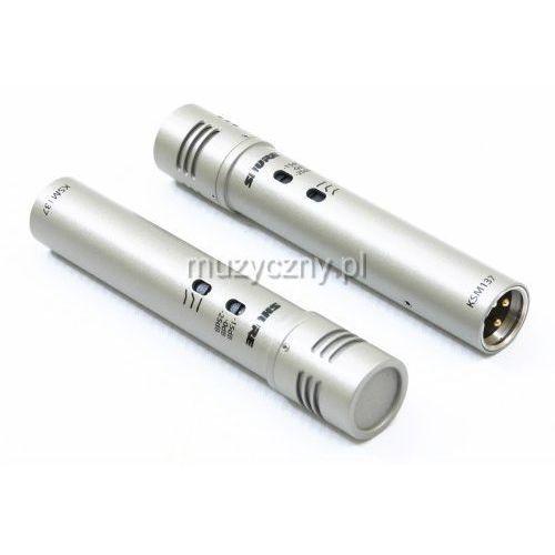 ksm137/slst pair para mikrofonów pojemnościowych marki Shure