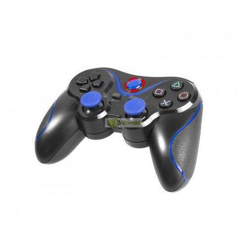 Tracer Gamepad blue fox, bluetooth, ps3 (trajoy43818) darmowy odbiór w 20 miastach! (5907512849552)