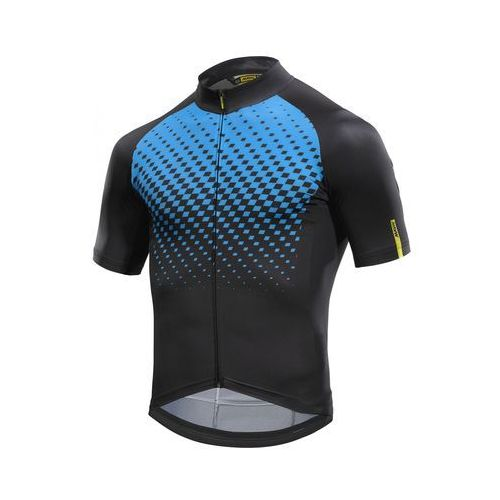 Mavic Męska koszulka cosmic graphic jersey dresden blue rozmiar m