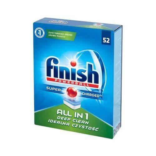 Tabletki FINISH All-in-1 52 szt.