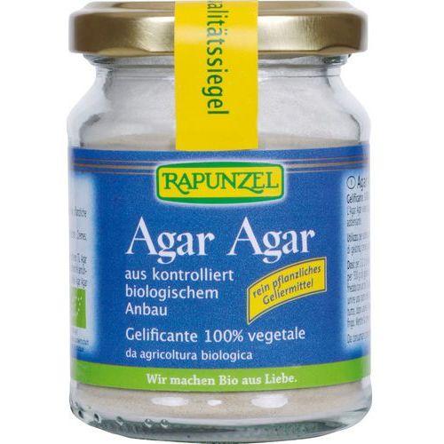 Agar Agar - Substancja Żelująca 60g EKO - Rapunzel, PEKO-1754