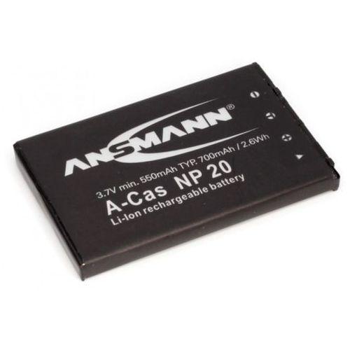 Akumulator 700 mah do casio a-cas np 20 marki Ansmann