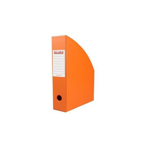 Pojemnik na dokumenty a4/70 pvc new colours orange marki Biurfol