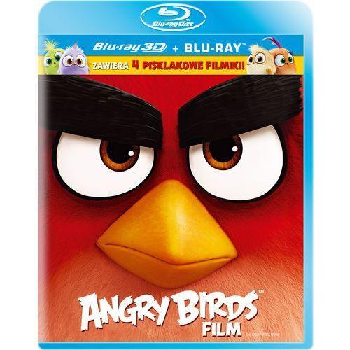 Angry Birds Film 3D (2BD) - sprawdź w wybranym sklepie