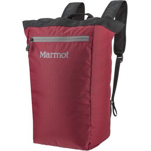 Marmot urban plecak medium czerwony 2018 plecaki szkolne i turystyczne (0889169169281)