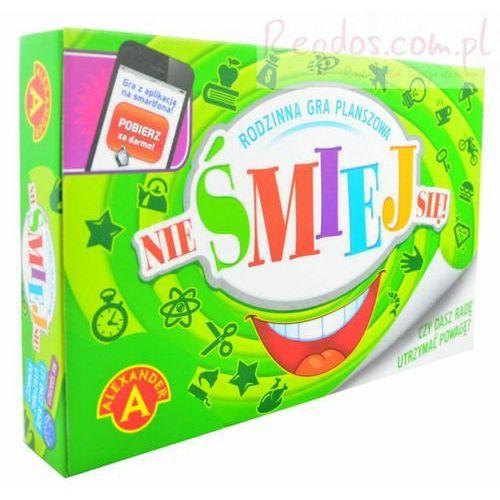 Nie śmiej sie! wersja familijna mini (5906018015218)