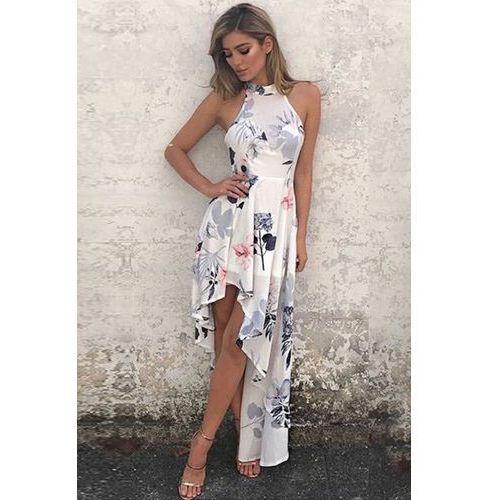 Sukienka FIFINA, kolor wielokolorowy