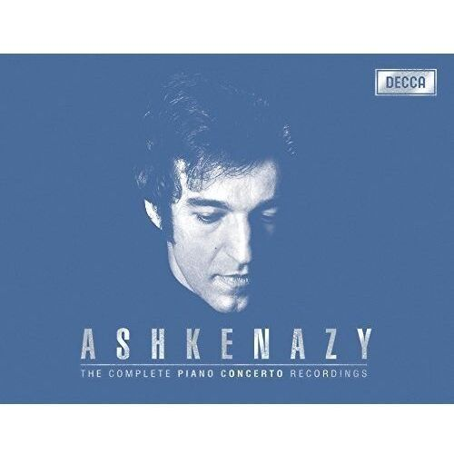 Complete concerto recordings (46cd + 2dvd) - vladimir ashkenazy (cd + dvd) marki Universal music