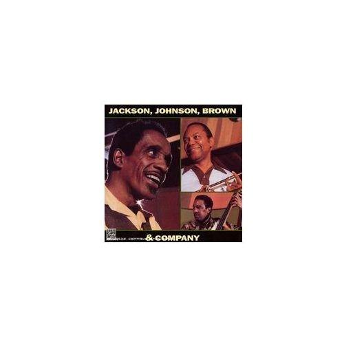 Concord records Jackson / johnson / brown & c (0025218690720)