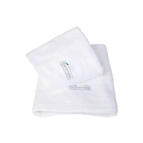 Bielenda Professional Ręcznik Frotte z Logo 70 x140 - Biały