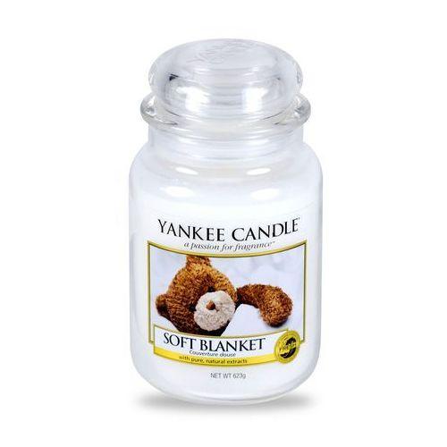 Yankee Candle Soft Blanket 623 g Świeczka zapachowa