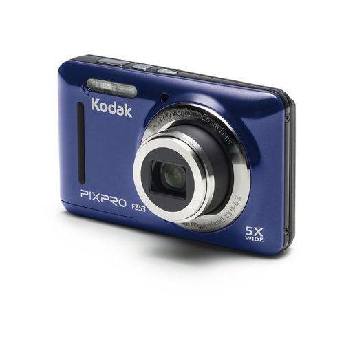Kodak FZ53, rozdzielczość filmów [1280 x 720 (HD)]