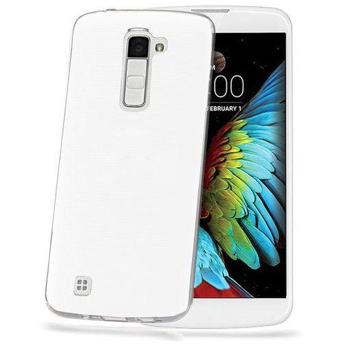 Etui CELLY GELSKIN541 do LG K10 Przezroczysty - produkt z kategorii- Futerały i pokrowce do telefonów