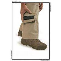 Spodnie mundurowe BlackHawk Tactical z I.T.S. bawełniane, materiał 100% Cotton, długie