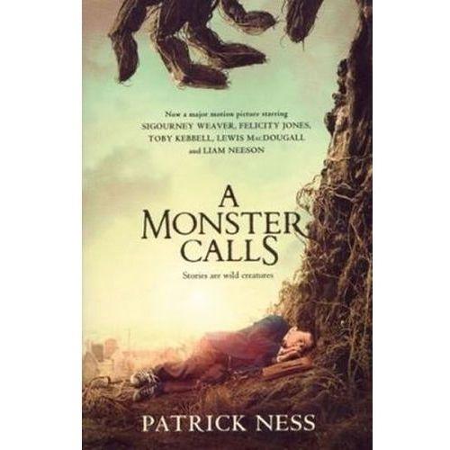 A Monster Calls, Ness, Patrick