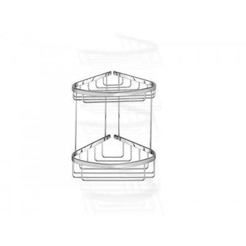 Sanco koszyk łazienkowy podwójny rogowy A3-009, A3-009