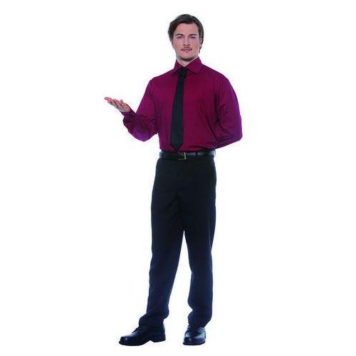 Koszula męska z długim rękawem, rozmiar 58, jasnoniebieska | , miro marki Karlowsky