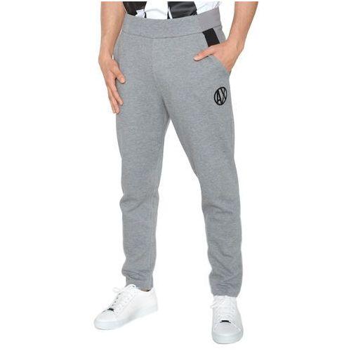 spodnie dresowe szary xl marki Armani exchange