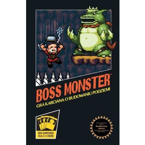 Trefl Boss monster