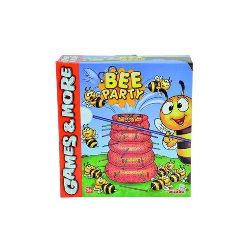 SIMBA G&M Gra przyjęcie u pszczółek - Simba Toys (4006592603687)