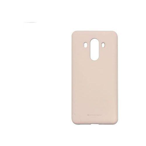 Huawei Mate 10 Pro - etui na telefon Mercury Goospery Soft Feeling - piaskowy róż, ETHW619GMSFPIA000