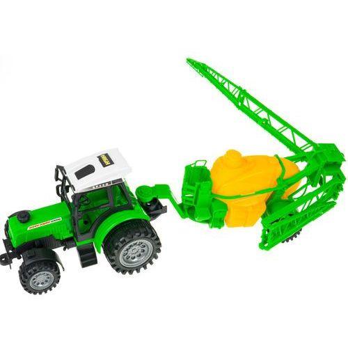 Traktor z opryskiwaczem 666-55a marki Kindersafe