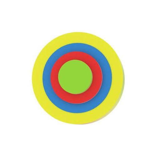Neuveden Moje první puzzle - tvary kola/žlutá