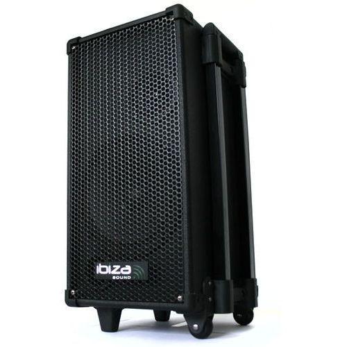 Ibiza Przenośny aktywny system pa port 8 mini cd mp3 player