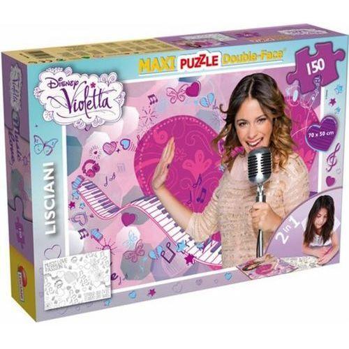 Lisciani, puzzle dwustronne Violetta