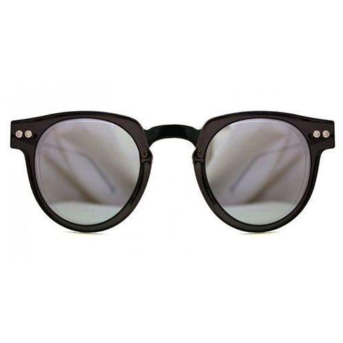 Spitfire Okulary słoneczne sharper edge select double lens black/black /silver mirror