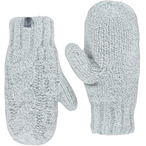 The north face Rękawiczki cable knit mitt t9334r11p