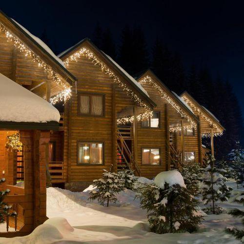 BlumfeldtBlumfeldt Dreamhouse Classic LED oświetlenie świąteczne LED 8m 160 LED