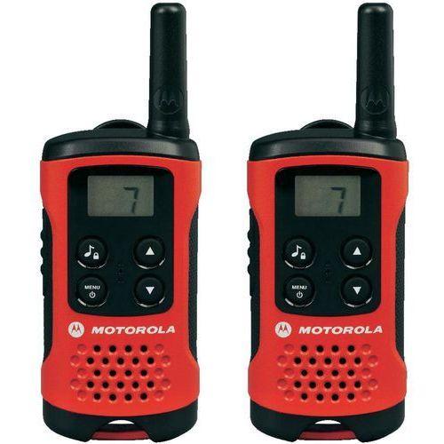 Motorola TLKR T40 z kategorii Radiotelefony i krótkofalówki