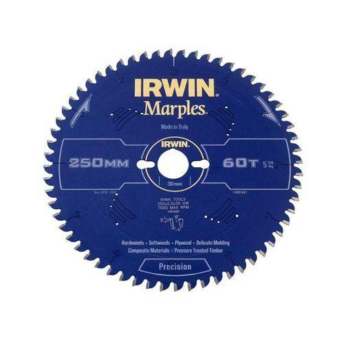 Tarcza do pilarki tarczowej 250 mm/60t m/30 marki Irwin marples