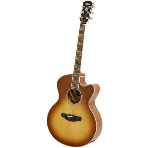 Yamaha cpx 700 ii sb gitara elektroakustyczna - OKAZJE