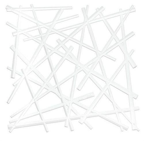 Panel dekoracyjny Stixx biały 4 szt. KZ-2037525