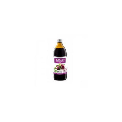 OKAZJA - Sok z koniczyny czerwonej 99,8% bez cukru 500ml