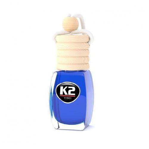 K2 VENTO SOLO FRESH REFILL 8 ML Zapach samochodowy w formie zawieszki ()