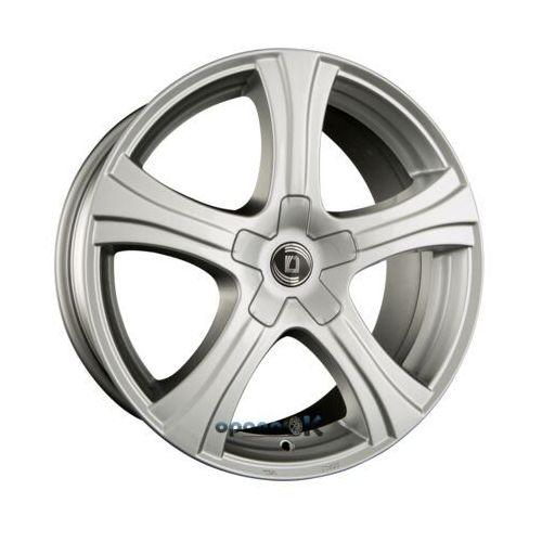 barba argento - silber einteilig 8.00 x 18 et 40 marki Diewe wheels