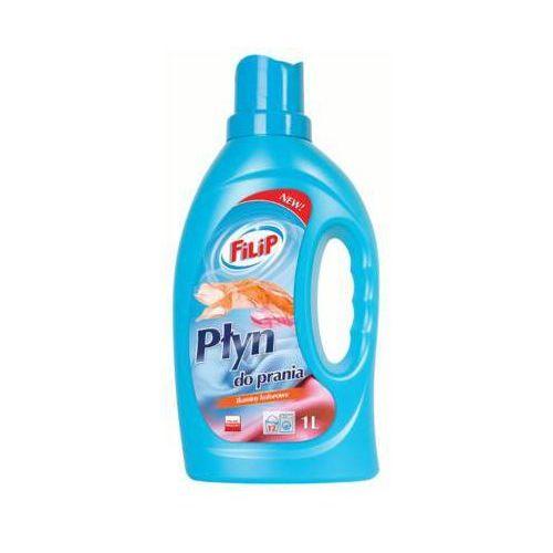 FILIP 1l Płyn do prania kolorowych tkanin (12 prań)