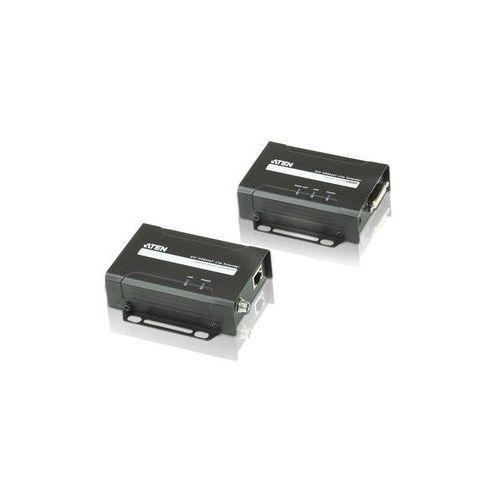 Extender DVI ATEN VE601, przez kabel sieciowy RJ45, 70 m, 1920 x 1200 px