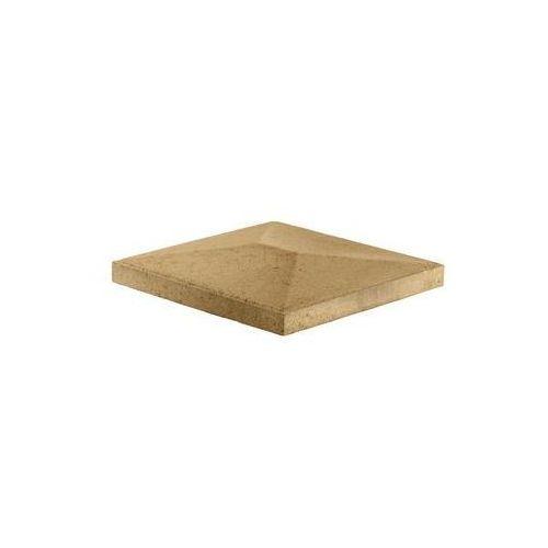 Daszek słupkowy 47 x 47 x 7 cm betonowy gorc marki Joniec
