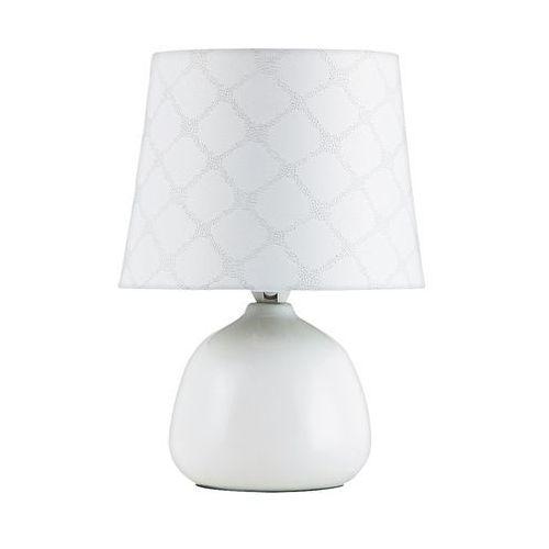 Lampa lampka stołowa Rabalux Ellie 1X40W E14 biały 4379