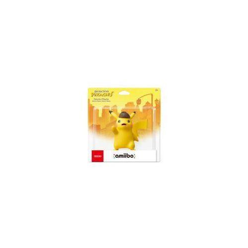 Figurka amiibo detective pikachu marki Nintendo