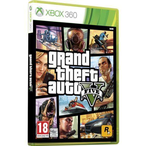 OKAZJA - GTA 5 (Xbox 360)