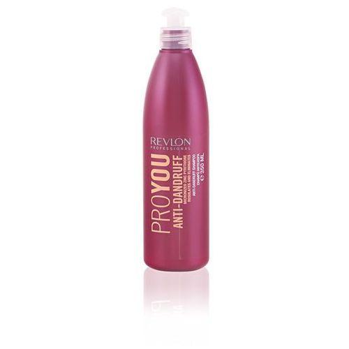 Revlon professional  proyou anti-dandruff szampon do włosów 350 ml dla kobiet