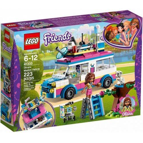Klocki Lego Friends Furgonetka Olivii
