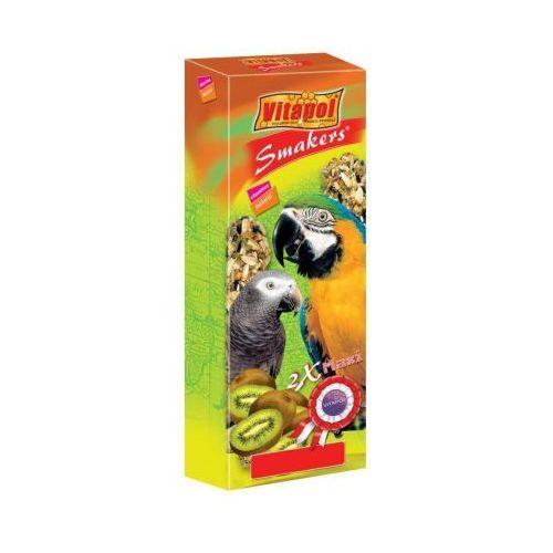 Vitapol Smakers kiwi kolby maxi dla dużych papug 2szt/450g, kup u jednego z partnerów